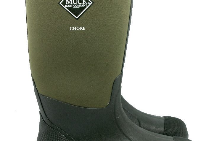 Durable muck boots